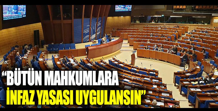 AKPM'den Türkiye çağrısı: Bütün mahkumlara infaz yasası uygulansın