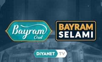 Ramazan Bayramı Diyanet TV'de yaşanacak