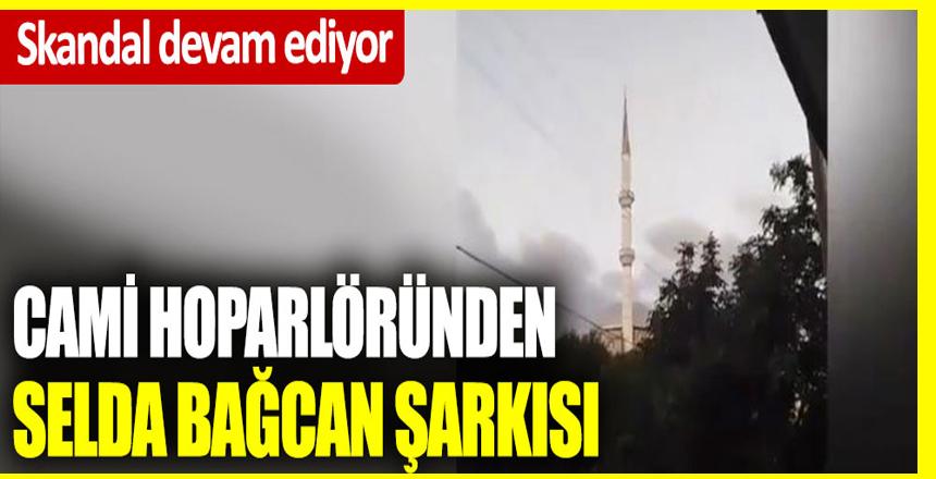 İzmir'de cami sistemi yine sabote edildi: Selda Bağcan şarkısı çaldılar