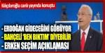 Kılıçdaroğlu canlı yayında konuşuyor