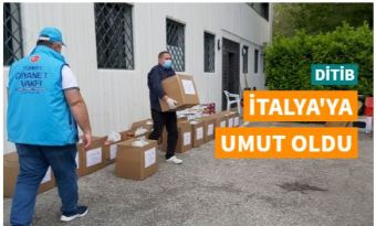 DİTİB İtalya'ya umut oldu