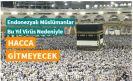 Endonezyalı Müslümanlar bu yıl virüs nedeniyle hacca gitmeyecek