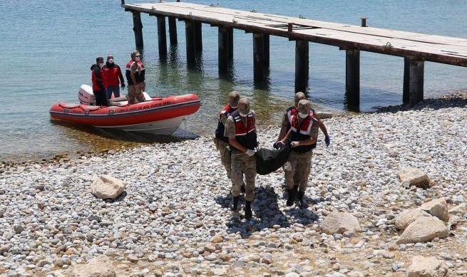 Van Gölü'nde 7 kişinin daha cesedi bulundu; toplam sayı 23'e yükseldi