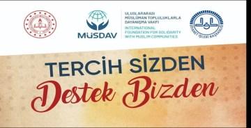 MÜSDAV yabancı dil destek bursuna başvurular başlıyor