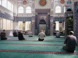 Şarköy'de vefat eden din görevlileri yad edildi