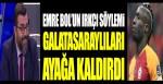 Emre Bol'un Diagne ile ilgili ırkçı sözleri Galatasaraylıları ayağa kaldırdı