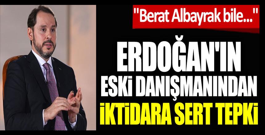 Karar yazarı Akif Beki'den büyüme rakamlarına 'Berat Albayrak bile inanmaz' tepkisi