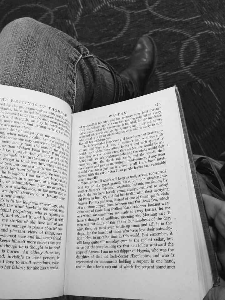 Reading Walden