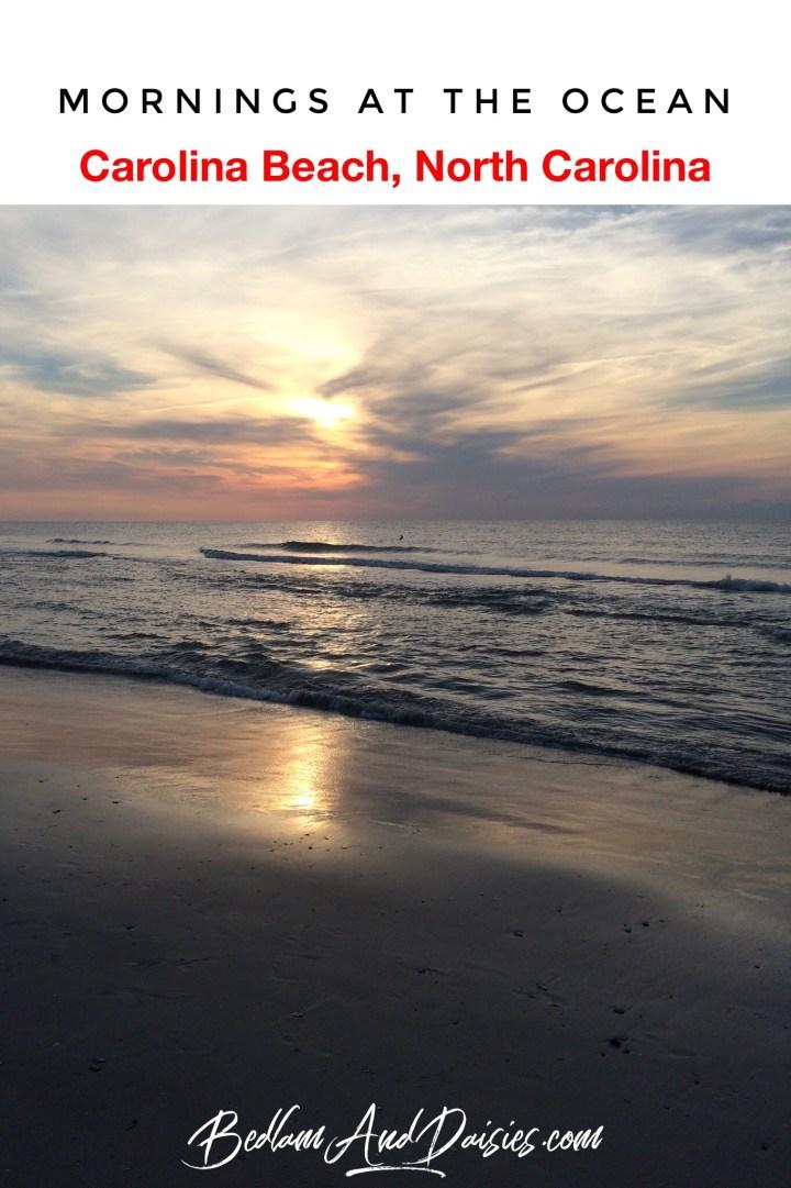 Mornings At The Ocean
