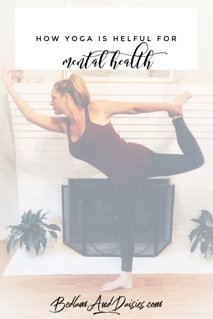 How yoga is helpful for mental health