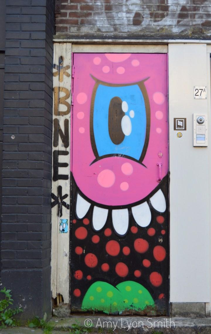 Doors of Amsterdam