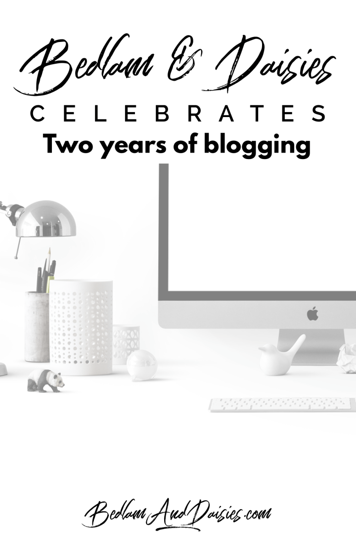 Two Years of Blogging