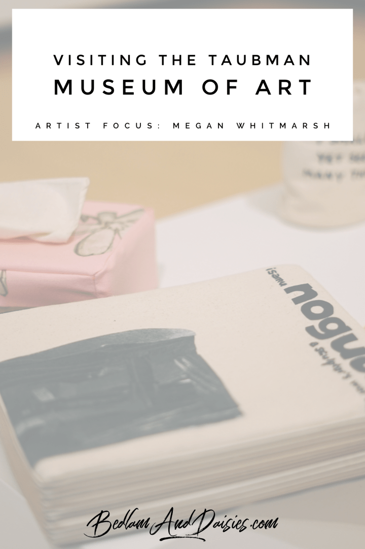 Visiting the Taubman Museum of Art Artist Focus: Megan Whiltmarsh