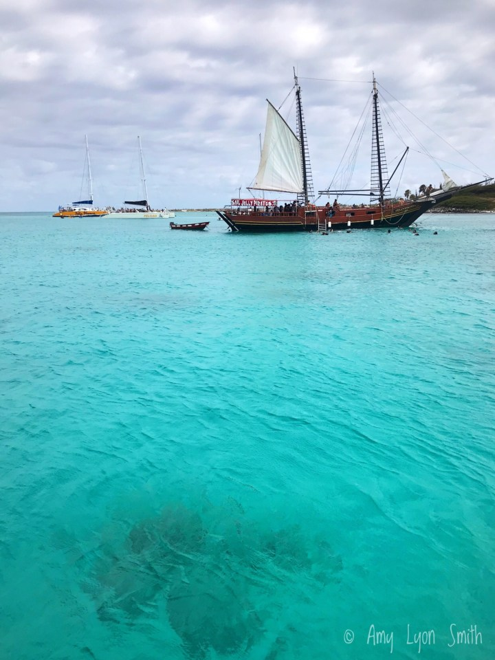 If you are looking for things to do while on your vacation in Aruba, be sure to add snorkeling in those crystal clear Caribbean water to your bucket list. Check out our snorkeling adventure aboard a pirate ship!
