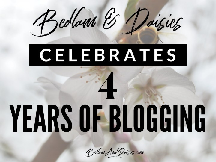 Four Years of Blogging