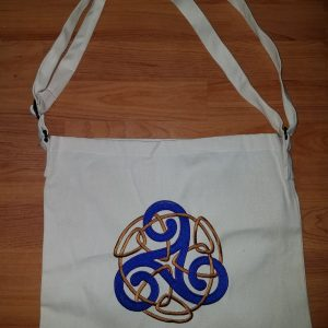 Embroidered Reusable Bags
