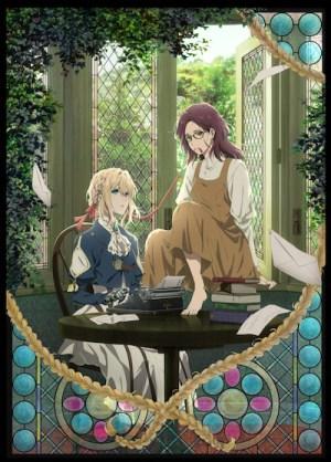 ©︎ Kana Akatsuki, Kyoto Animation / Violet Evergarden Production Committee