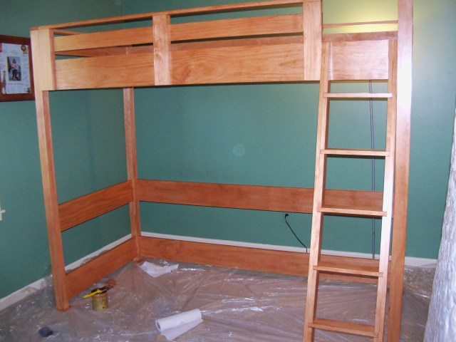 Download Diy Loft Bunk Bed Plans PDF diy murphy bed designs ...
