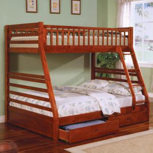 Twin Over Queen Bunk Bed Plans Bed Plans Diy Amp Blueprints