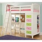 Loft Bed Plans For Kids Bed Plans Diy Blueprints Canada Bunk Beds