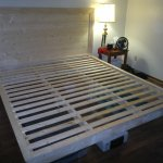 Build King Size Platform Bed Frame Carolyn Calvert Blog