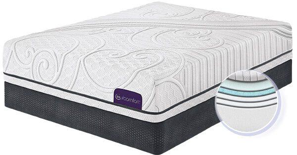 Memory Foam Select Serta Icomfort Mattresses