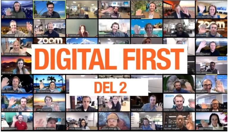 Kunsten å presentere digitalt #2