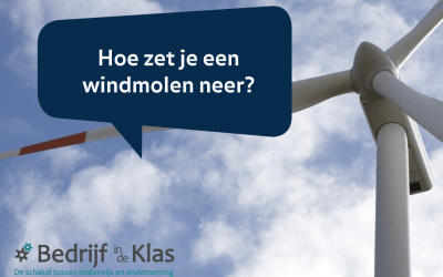 Windmolens in de klas
