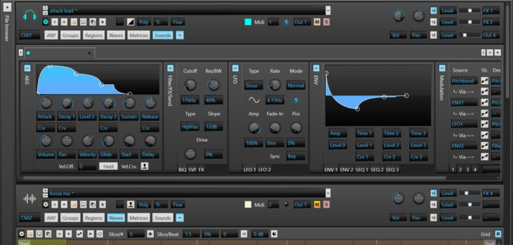 Free TX16Wx Software Sampler 3 VST/AU Plugin Released