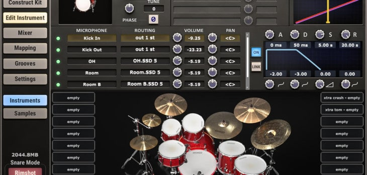 Steven Slate Drums Releases SSD5 FREE Drum Kit VST/AU Plugin