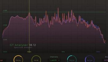Free Spectrum Analyzer Plugin - SPAN | Voxengo • INGO VOGELMANN