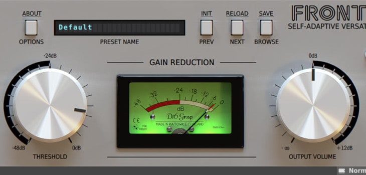 D16 Frontier Limiter VST/AU Plugin Is Now FREE!