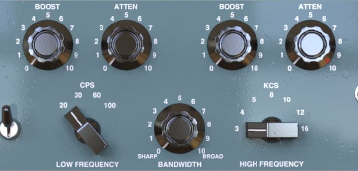 Rare Is A FREE Equalizer VST/AU Plugin Developed By Analog Obsession