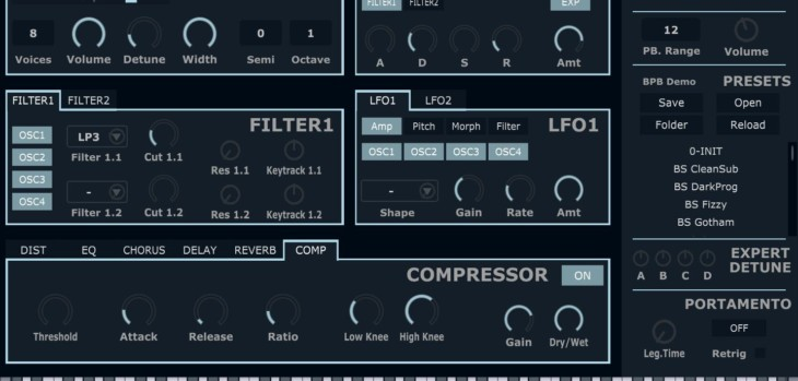 ToneZ Is A FREE Synthesizer VST/AU Plugin For EDM Music