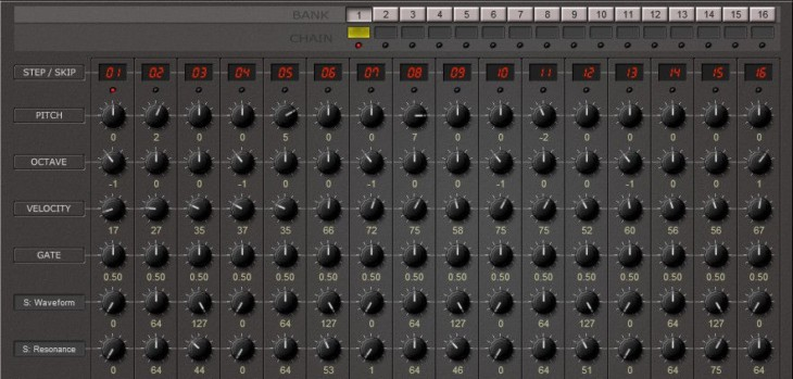 SequencAir Is A FREE Sequencer VST Plugin By Full Bucket Music