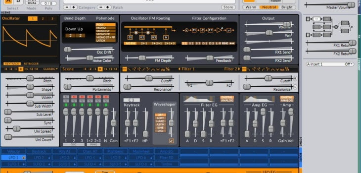 NanoHost Is A FREE VST Plugin Host Released By Tone2