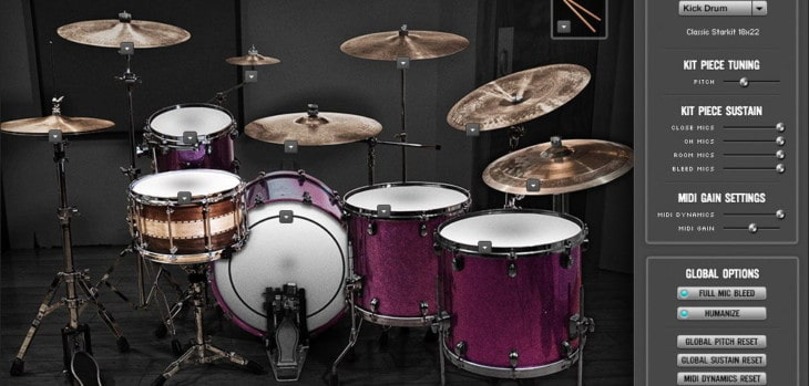 FREE Jay Maas Signature Series Drums LE Released (Kontakt Player)