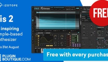 Free Vocal Doubler VST/AU Plugin Released By iZotope • INGO