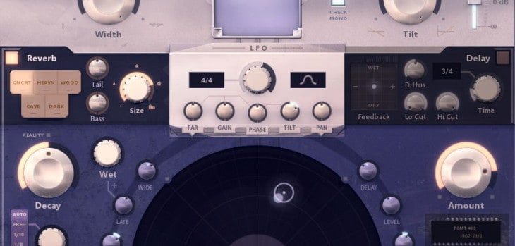 Free Panagement 2.0 Reverb VST/AU Plugin By Auburn Sounds