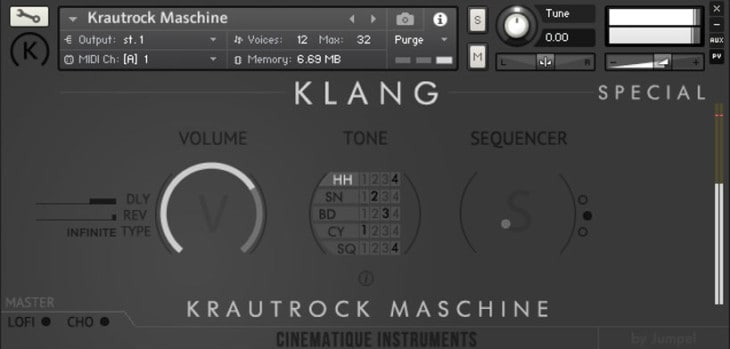 Cinematique Instruments Release FREE Klang For NI Kontakt