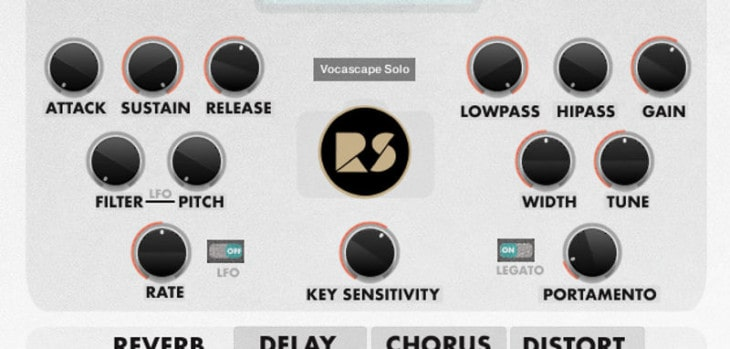 Rast Sound Releases FREE Vocal Morphs II For NI Kontakt