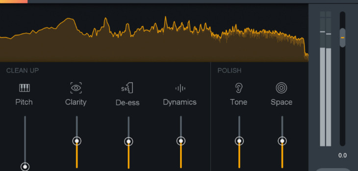 iZotope Nectar Elements Is FREE With Any Purchase