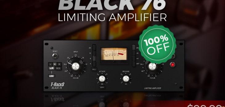 Black 76 Limiting Amplifier Is FREE Until Chrstimas!