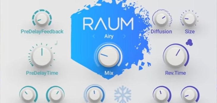 RAUM by Native Instruments