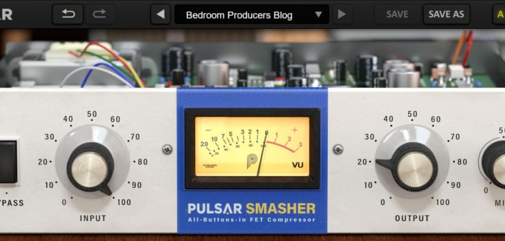 Pulsar Smasher by Pulsar Audio