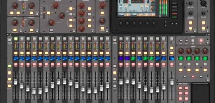 Behringer Announces FREE Digital Audio Workstation