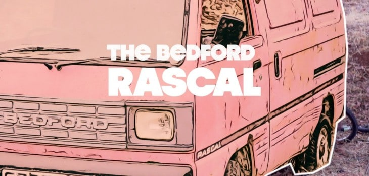 The Sounds Of An Old Van - Bedford Rascal Free Sample Pack