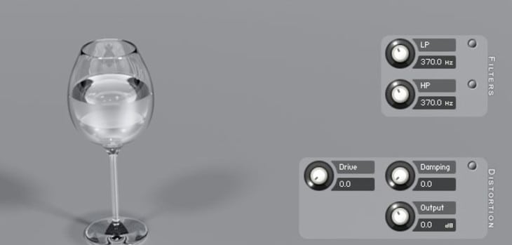 Free Crystal Glass Sound Library By Andreas T. (Kontakt + WAV)