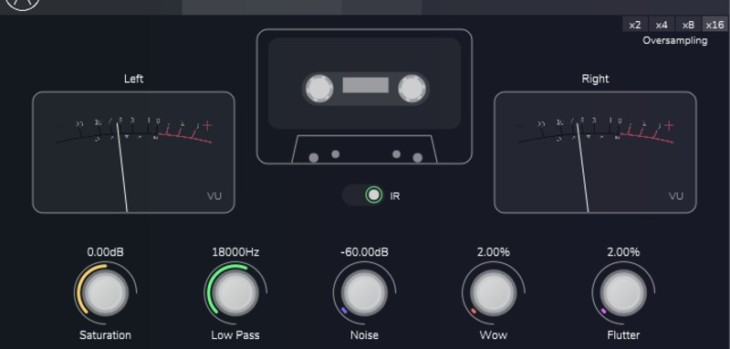 Tape Cassette 2 by Caelum Audio