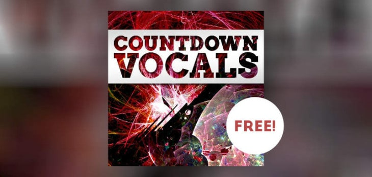 W.A. Production Countdown Vocals Is FREE For BPB Readers ($19.90 Value)